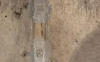 Concrete & Masonry Cold Joint