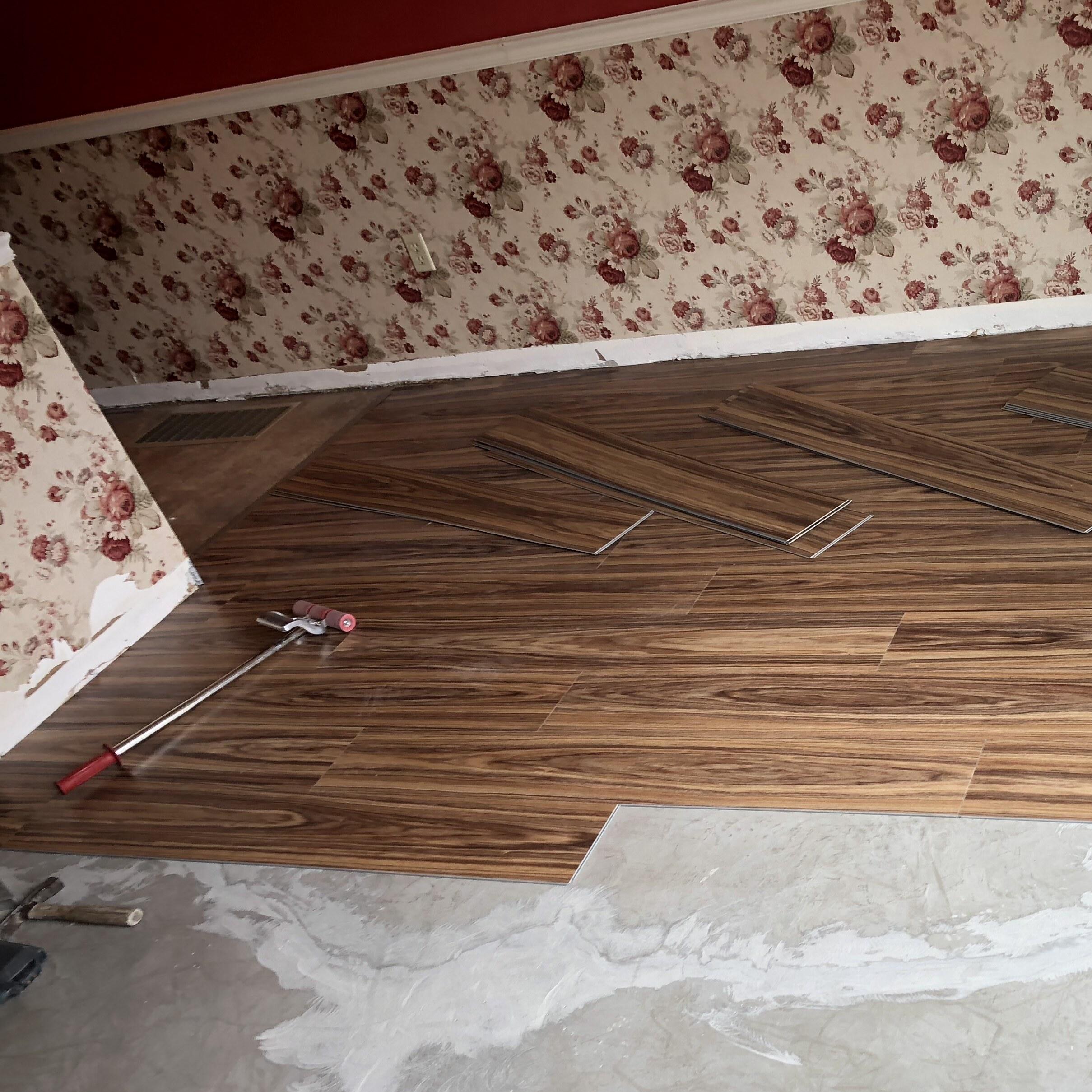 Concrete Basement Floor Crack Repair